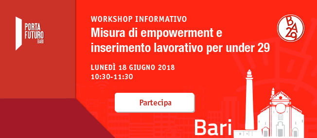 Ba29 - workshop informativo I