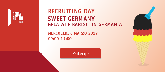 Sweet Germany - Gelatai e baristi in Germania